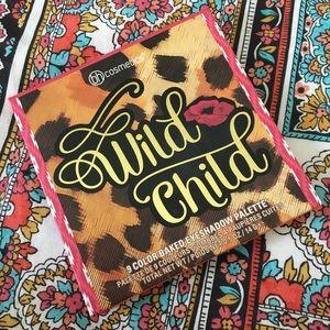 BH Cosmetics Wild Child Baked Eyeshadow Palette